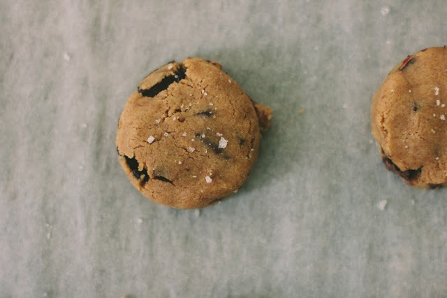 The Vanilla Bean Blog | whole wheat chocolate chip cookies. with spelt ...