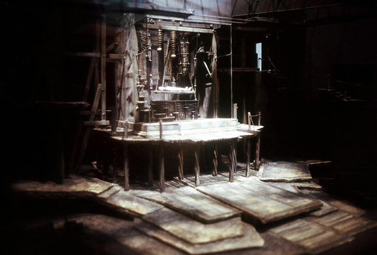 frankenstein the modern prometheus theatrical