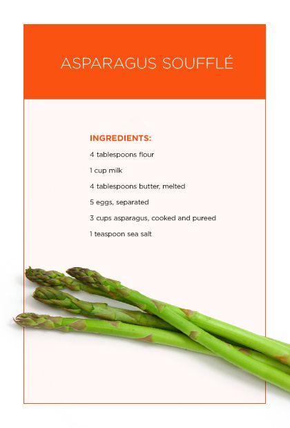 Asparagus Souffle