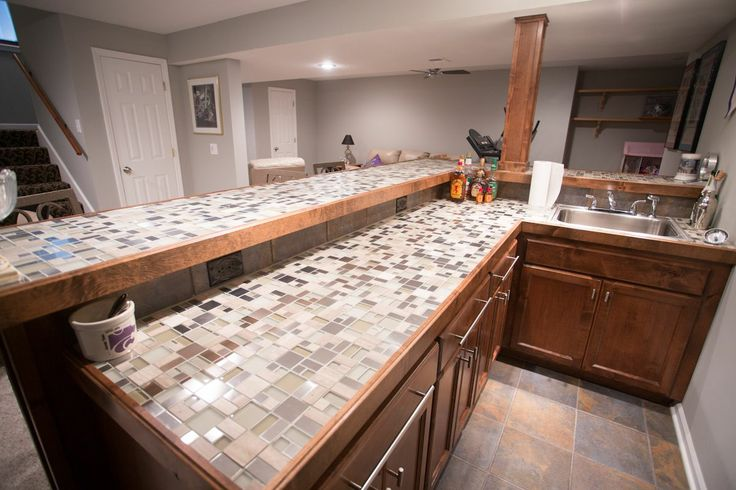 tile bar top 28 images glass tile bar top my work