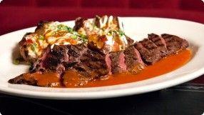 Tequila Marinated Skirt Steak | yummy ideas | Pinterest