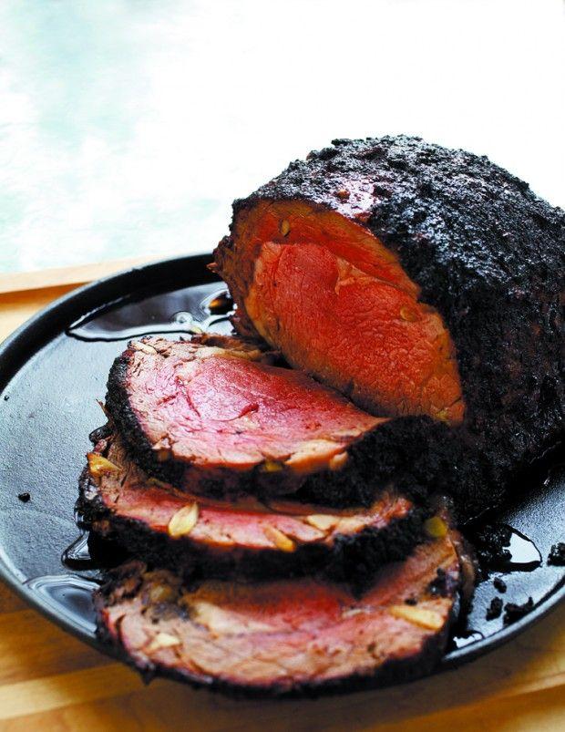 Prime Rib | Savory Beef | Pinterest