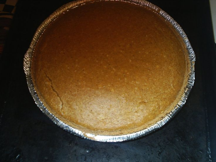 Pumpkin Pie Cheesecake...this was awesome! My husband said it was ...