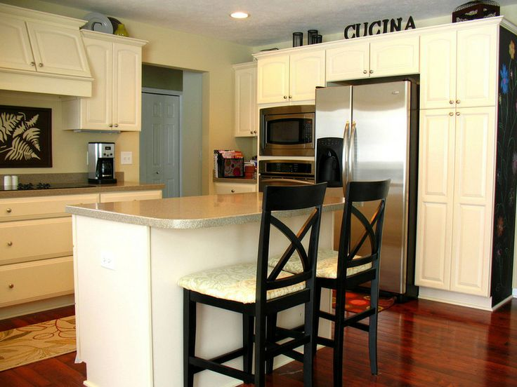 Ideas for above kitchen cabinets kitchen pinterest for Above cupboard decoration ideas