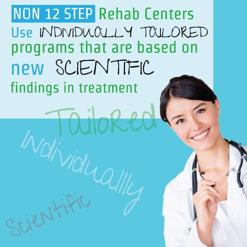 Non 12 Step Treatment Centers Offer the Advantage of Cutting Edge ...