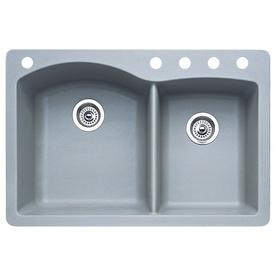 Grey Granite Sink : Kitchen Sink Grey Granite Composite Jens House Pinterest