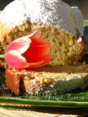 more than burnt toast: Blood Orange Olive Oil Cake.... a Real ...