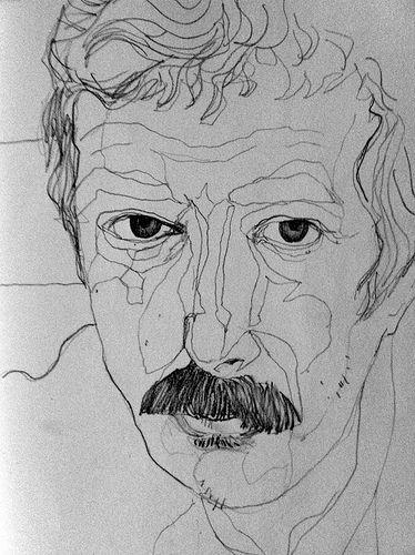 Continuous Contour Line Drawing : Contour continuous line drawings art lesson ideas