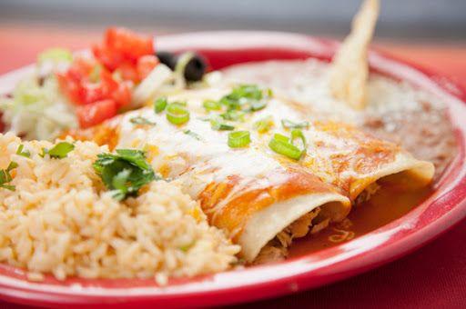 Sour Cream Enchiladas | Yummy! | Pinterest