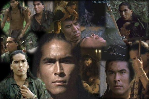 Last Of The Mohicans - Uncas | Old Movies | Pinterest