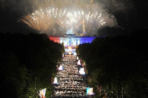 d day celebrations france 2012