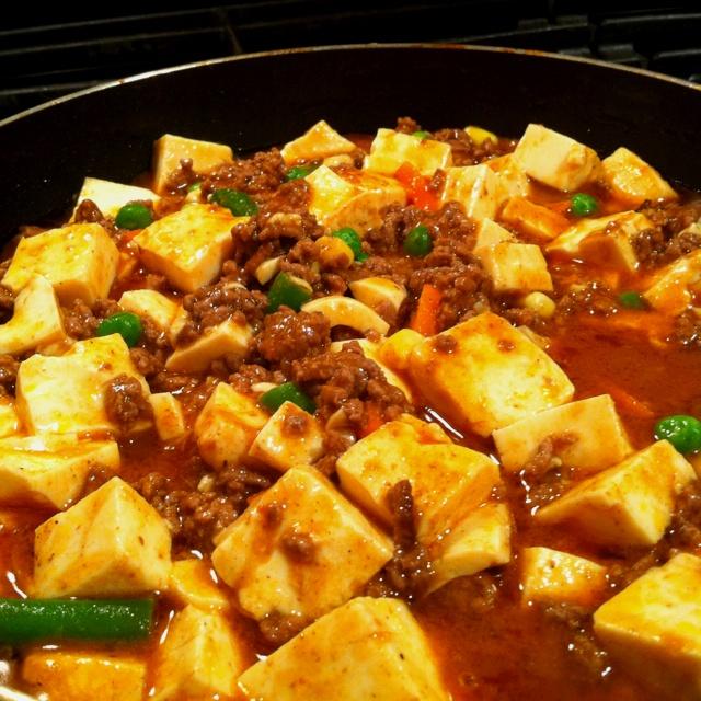 Mapo Tofu Recipe Recipe — Dishmaps