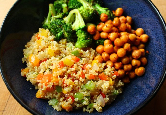 ... This basic quinoa recipes can be used in wraps and burritos, fresh