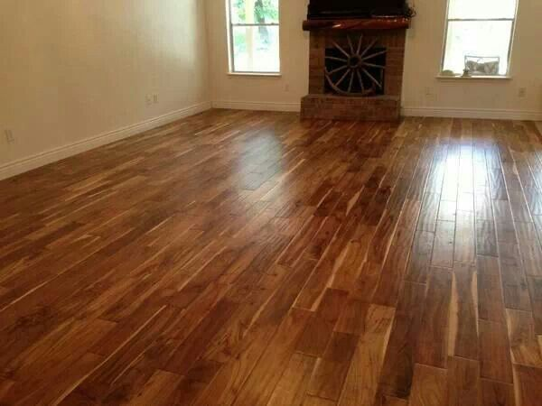 Laminate flooring is all installed wood bamboo for Laminate flooring services