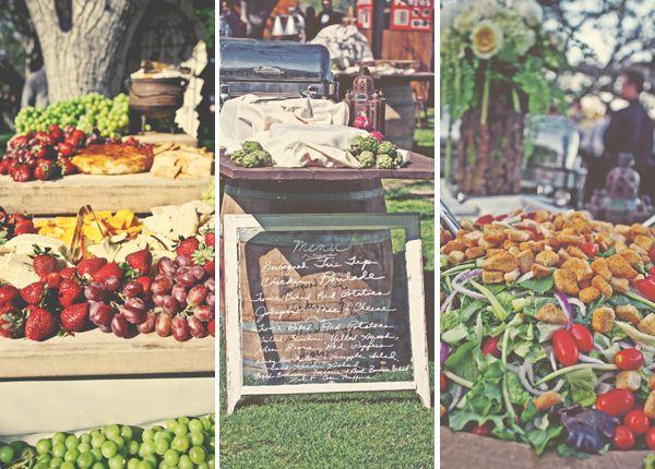 Quick Backyard Wedding Ideas : Outdoor Vintage Fairytale Wedding  Wedding Ideas and Inspiration Blog