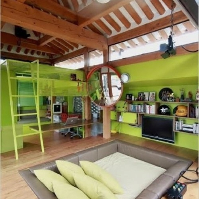 The Gallery For Coolest Bedroom In The World For Teenagers