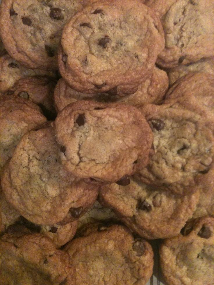 valentine chocolate chip cookie recipe