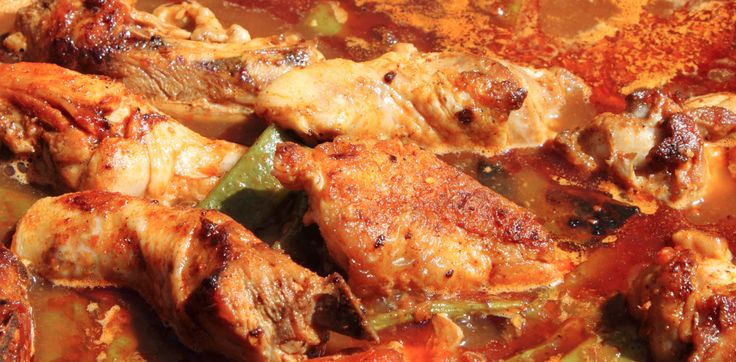 Slow Cooker Spicy Chicken Creole (I'll probably leave out the celery ...