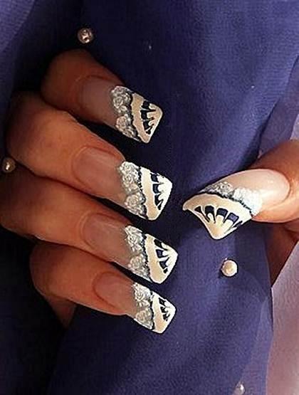Exotic Acrylic Nail Design - screenshot | sklep play aplikacje | Pint ...