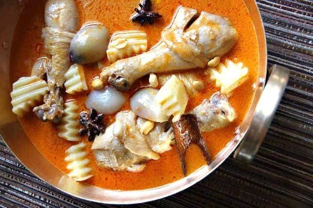 chicken curry mango chicken curry chicken yellow curry kaeng kari kai ...