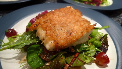 Potato Crusted Halibut | Food | Pinterest