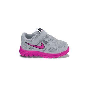 Nike Flex Supreme TR 2 Athletic Shoes - Toddler Girls
