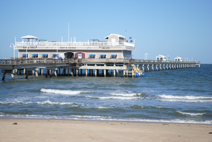 ocean view fishing pier home virginia is for lovers