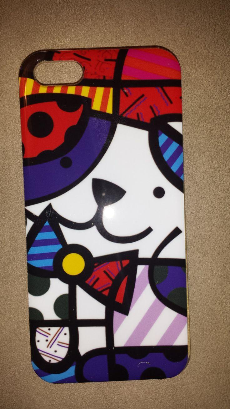 ... Britto - Dog : Brittanyu0026#39;s Collection of Romero Britto iPhone 5