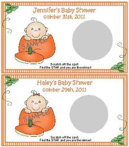halloween baby shower games or girl pumpkin halloween