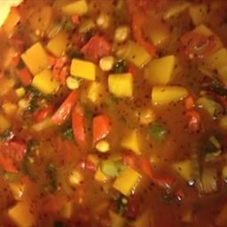 Gypsy Soup on BigOven: A spiced and delectable brew of Spanish origins ...