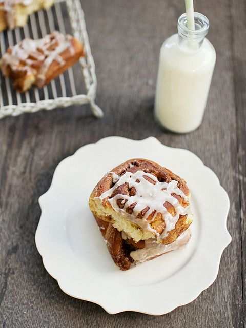 chai spiced rolls | Post Dinner Sweets | Pinterest