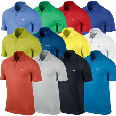 Nike Golf t Shirt Nike Victory Stripe Men' Golf