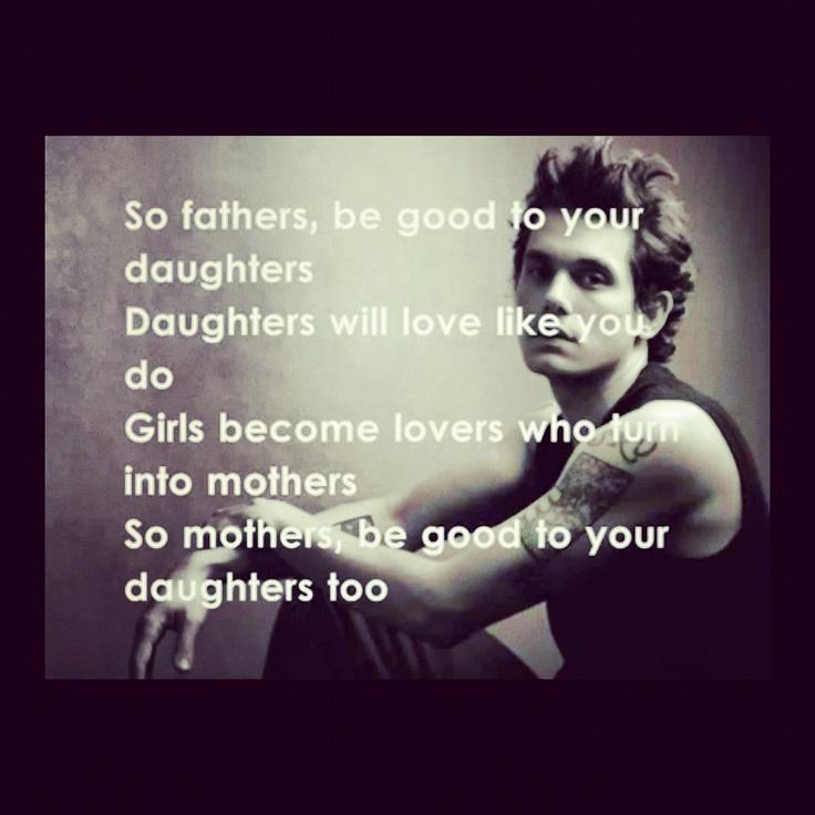 John Mayer Lyric Quotes Quotesgram