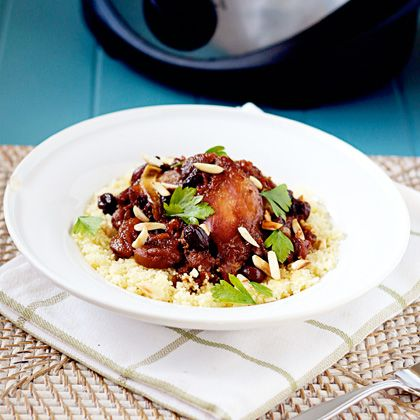 Slow-Cooker Moroccan Chicken | Spoonful - My son said he won't go for ...