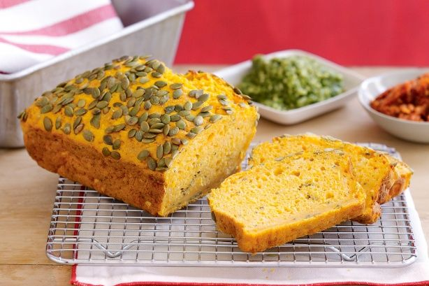 Pumpkin and rosemary loaf | Pumpkin Delights | Pinterest