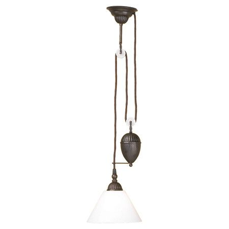 pulley pendant light interesting things