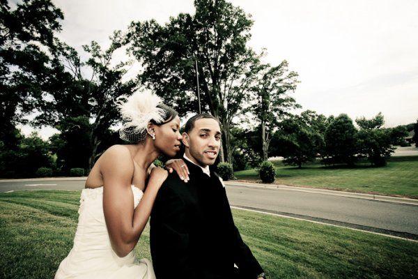 Real {North Carolina} Wedding: Sharonda + Morris - Munaluchi Bridal Magazine