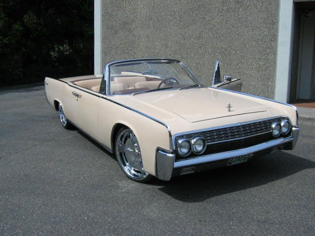 1964 lincoln continental convertible cars i love pinterest. Black Bedroom Furniture Sets. Home Design Ideas
