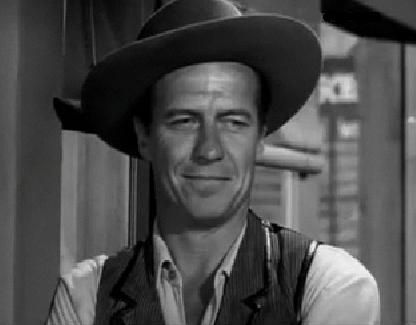 "Robert Bray, star of ""Stagecoach West"" 