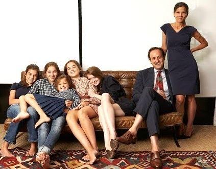 Sid Mashburn and family | Sartorial Inspiration