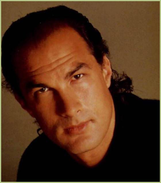 Steven Seagal | Male A...