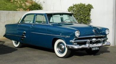 1952 ford customline 39 52 ford pinterest for 1952 ford customline 2 door