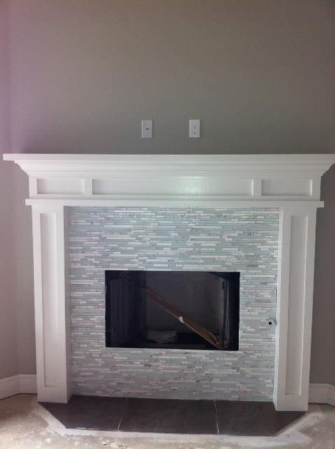 ... Tile Inspiration For Fireplaces Tile Mountain. Masonry Custom Tile
