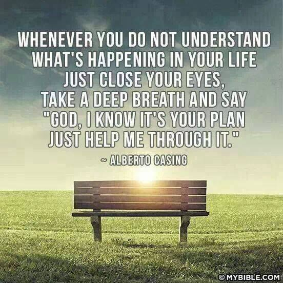 God Help Me through Quotes