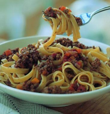 Bolognese Sauce | 11 Crock Pot Recipes - #crock #pot #recipes
