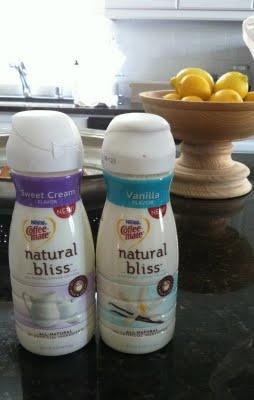 favorite all natural creamer ...just the basics!