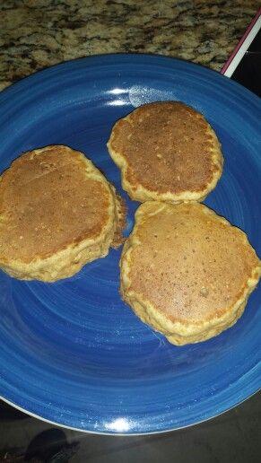 Whole wheat sweet potato pancakes | Chef Kemi | Pinterest