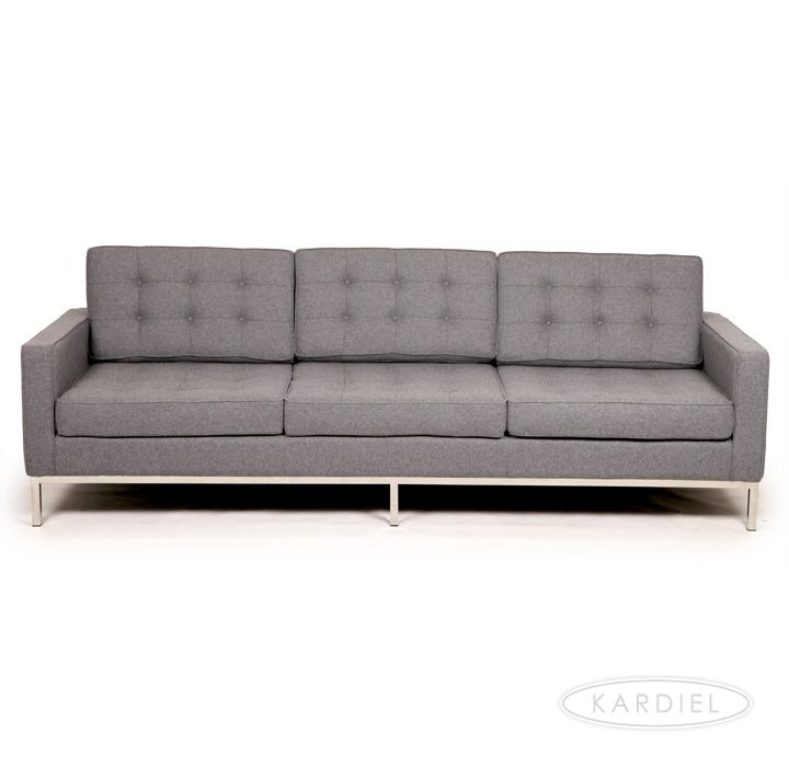 Grey tweed sofa home pinterest for Grey tweed couch