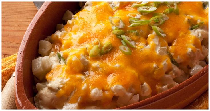 Creamy Au Gratin Potatoes | Sides & Veggies | Pinterest