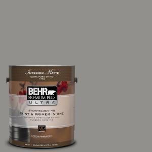 Grays Behr Premium Plus Ultra Paint Home Decorators Collection 1 Gal